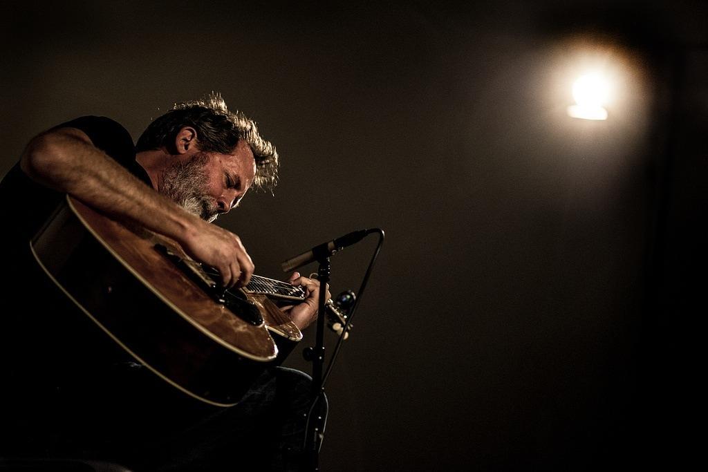 bill orcutt, guitarist, kunsthall